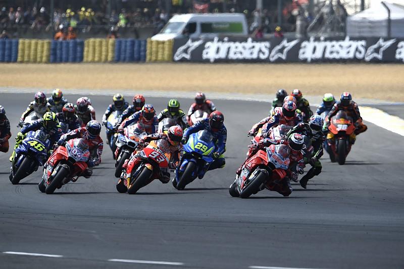Стартова решітка MotoGP 2019 року – більша частина місць розподілена