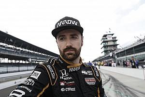 """IndyCar Noticias Hinchcliffe  terminó """"devastado"""" por su descalificación a Indy 500"""