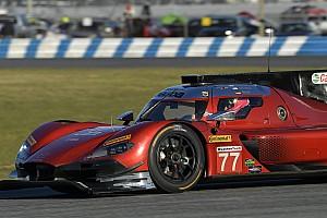 IMSA Prove libere 24 Ore di Daytona: Rast e la Mazda ok nelle Libere 1, Alonso non gira