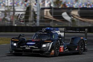 IMSA News Wie erwartet: Daytona-Favorit Cadillac wird eingebremst