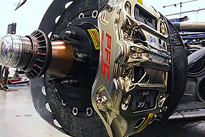 IndyCar Analysis How PFC stepped up braking performance for 2018 IndyCar
