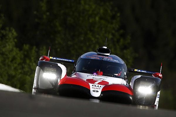 WEC Spa: Toyota legt kloof met privéteams bloot