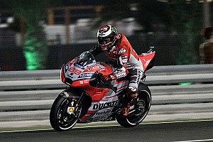 Ducati conclude che il problema ai freni di Lorenzo è stato tecnico