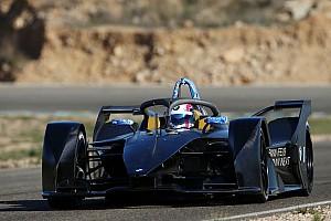 Fórmula E Noticias Bruno Spengler probó el BMW iFE.18 para Fórmula E