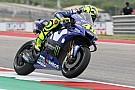 Rossi admite desventaja ante Márquez en Austin