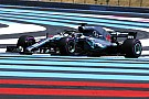 Formula 1 French GP: Hamilton quickest as fiery Ericsson crash ends FP1