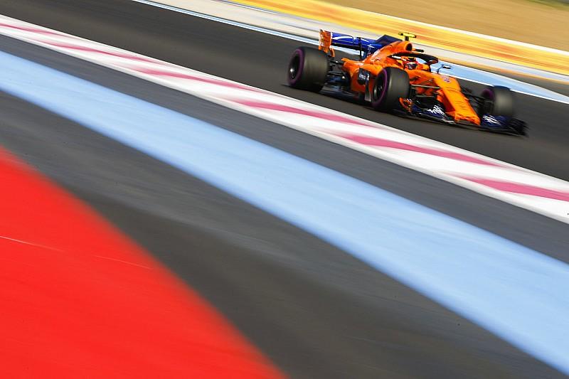 В McLaren объяснили проблемы с машиной несовершенством аэродинамической трубы