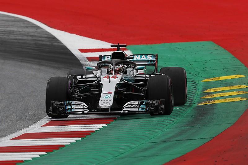 FP2 GP Austria: Hamilton pertahankan dominasi Mercedes
