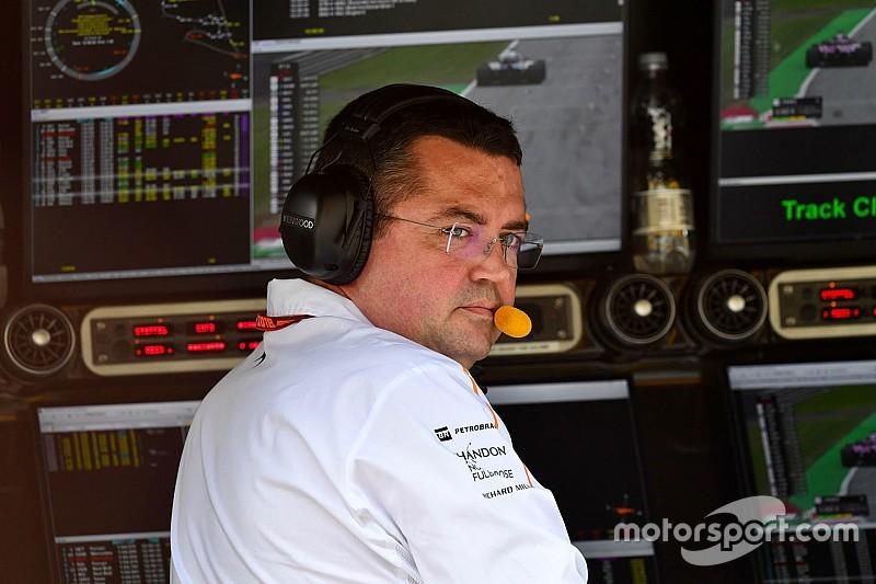A McLarent nem lepte meg Boullier lemondása