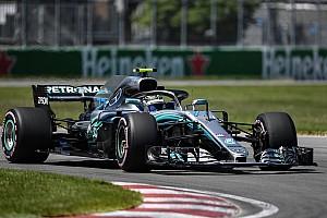 Formule 1 Réactions Bottas, deuxième :