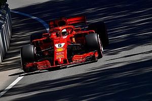 Formule 1 Kwalificatieverslag Vettel verovert pole in Canada, derde startplaats voor Verstappen