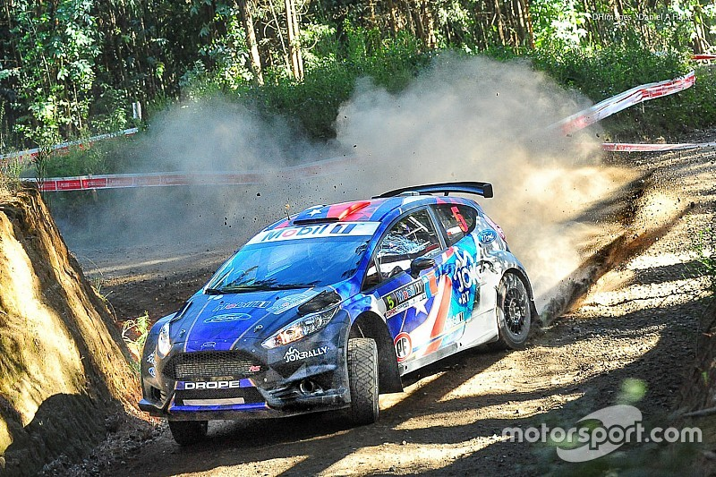 Шансы Чили принять этап WRC выросли после успешной кандидатской гонки