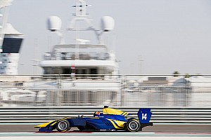GP3 Testverslag Kari topt ook tweede dag GP3-test Abu Dhabi