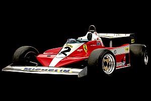 Formule 1 Contenu spécial Les F1 mythiques de Ferrari - La 312T3, premier succès de Villeneuve