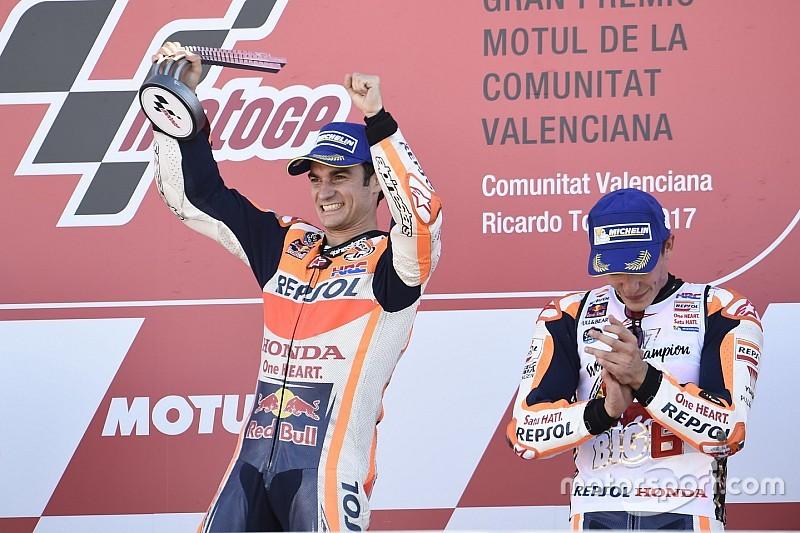 En images : les 31 victoires de Dani Pedrosa en MotoGP