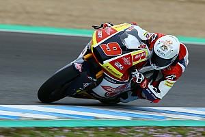 """Moto2 Entrevista Jorge Navarro: """"Un top 7 en Qatar sería un buen resultado"""""""