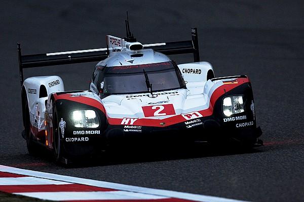 WEC Porsche se lleva la doble corona pese a la victoria de Toyota en Shanghai