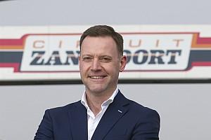 Algemeen Nieuws Nieuwe algemeen directeur voor Circuit Zandvoort