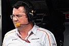 Formula 1 Boullier defends McLaren amid staff dissent reports