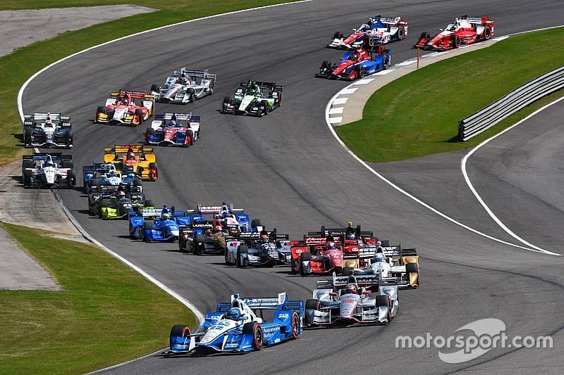 IndyCar unveils 17-race calendar for 2017