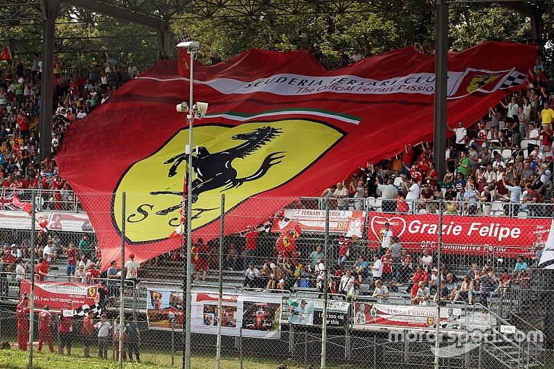 Ferrari bangkit, tiket Monza diprediksi ludes