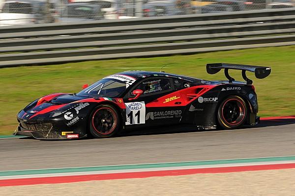 GT Italiano Ultime notizie Easy Race schiera la Ferrari 488 GT3 per Mancinelli-Fontana