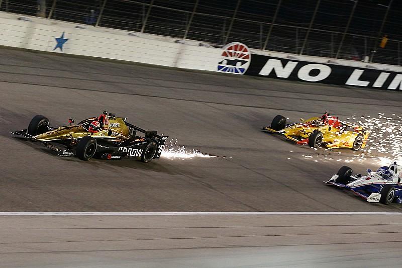 New sponsor announced for IndyCar's Texas race