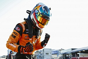 IMSA Others Special feature Driver column: Versteeg revels in first street race
