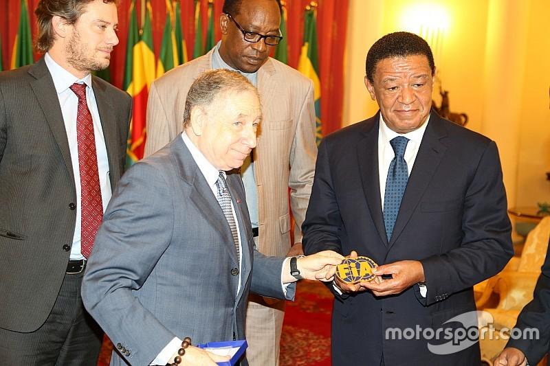 Анализ: вопросы спорта и безопасности привели FIA в Африку