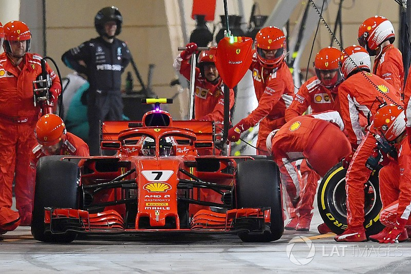F1 precisa analisar saída de pits com seriedade