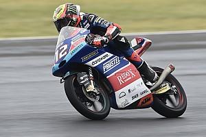 Moto3 Crónica de Carrera Primer triunfo mundialista de Bezzecchi