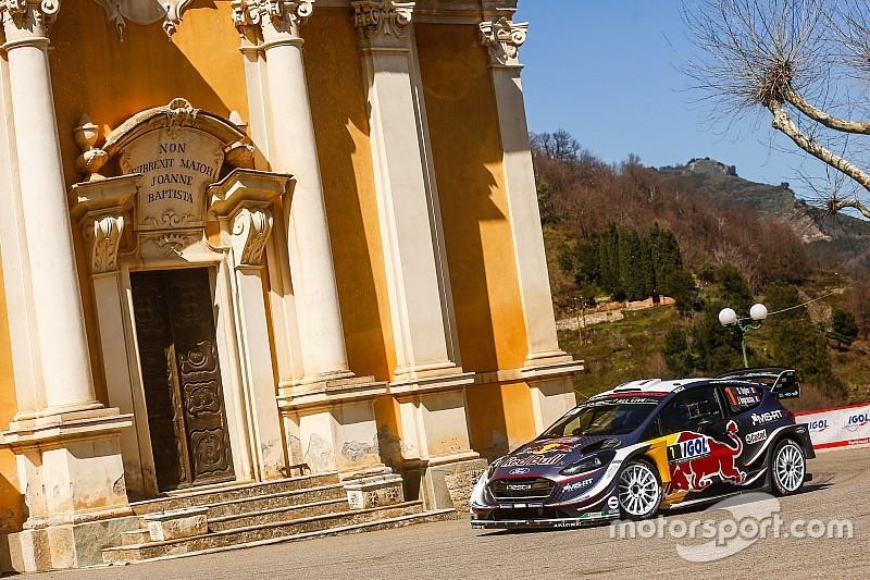 WRC Corsica: Ogier vergroot voorsprong, Meeke en Latvala crashen
