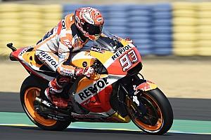 MotoGP Son dakika Marquez: Honda yeni kanatçık kaplamasıyla
