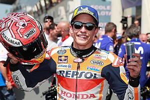 MotoGP Nieuws Marquez verklaart verrassende winst: