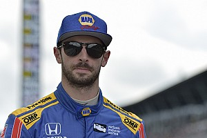 """IndyCar Breaking news Rossi on P32: """"Starting this far back is a new challenge"""""""
