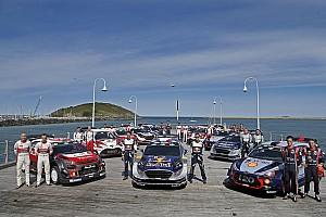 WRC Breaking news Rally Australia not targeting Sydney switch