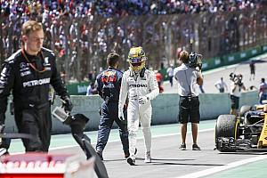 Formula 1 Son dakika Mercedes, Hamilton'la yarışmaya devam etmek istiyor