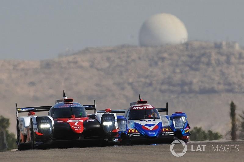 Los LMP1 privados podrían ser penalizados si superan a Toyota
