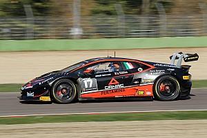 Lamborghini Super Trofeo Intervista Video: secondo posto agrodolce per Spinelli in Gara 1 PRO/PRO-AM