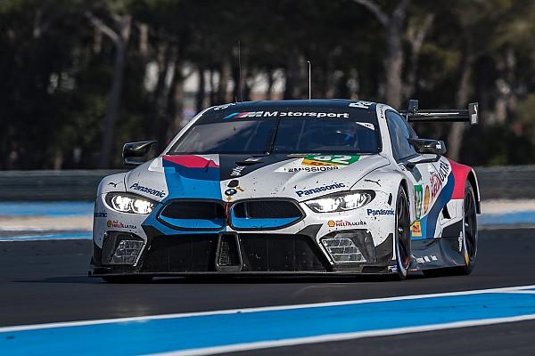 WEC News WEC-Einstufung schlechter als in Daytona: BMW bleibt gelassen