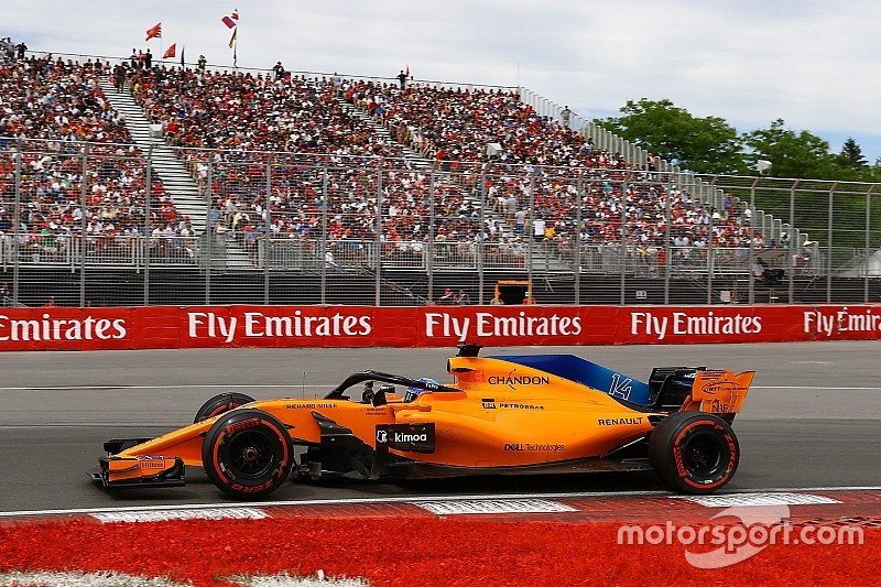 McLaren's 2018 compromises yielded