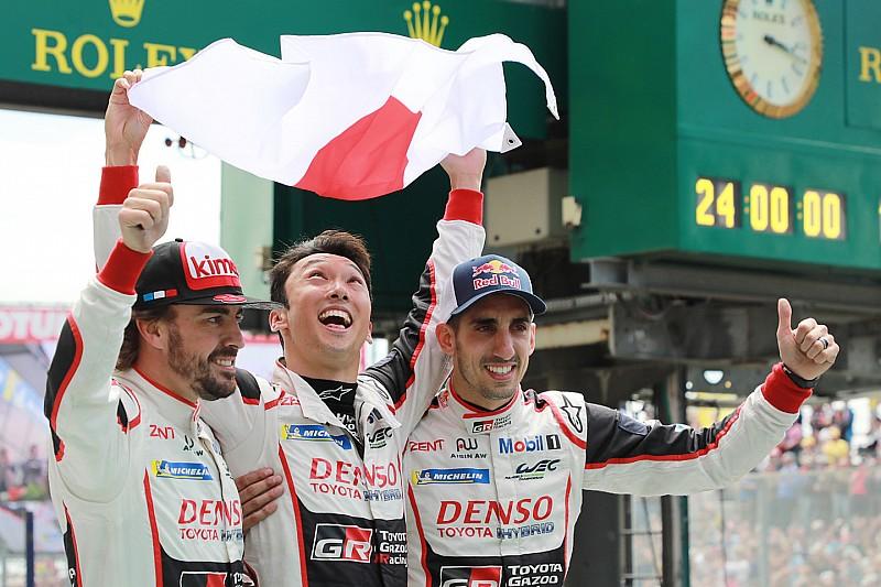 24 години Ле-Мана: довгоочікувана перемога Toyota й Алонсо