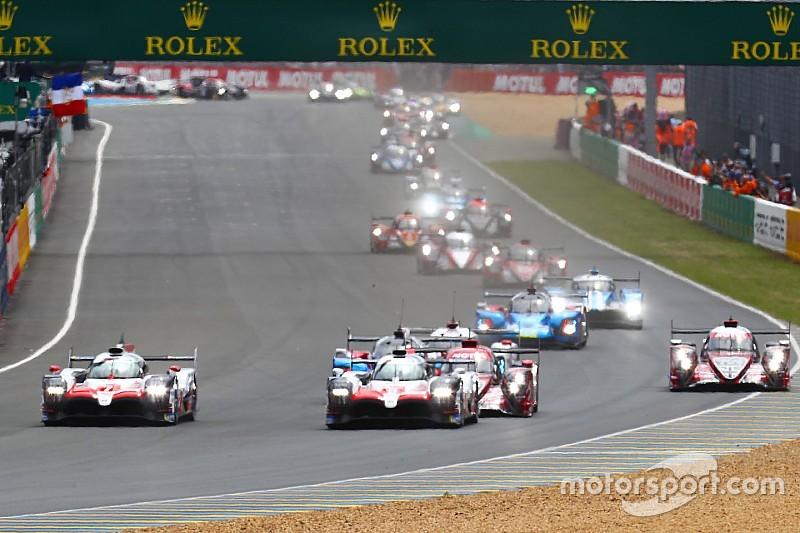 The 2019 Le Mans 24 Hours entry list so far