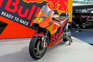 MotoGP Ultime notizie La KTM presenta la nuova RC16 e alza l'asticella: l'obiettivo è la top 10