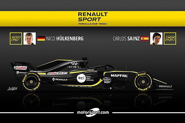 Formule 1 Preview Guide F1 2018 - L'année des podiums pour Renault?