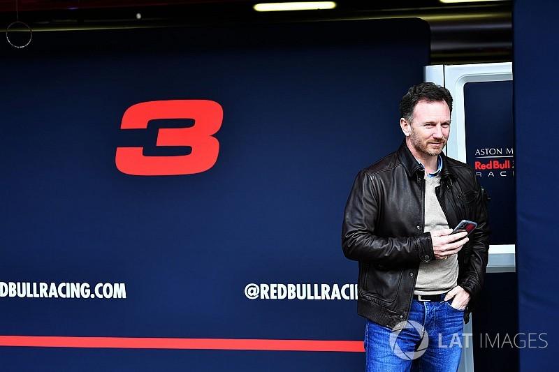 Horner: F1'in geleceğine Ferrari değil, Liberty karar vermeli