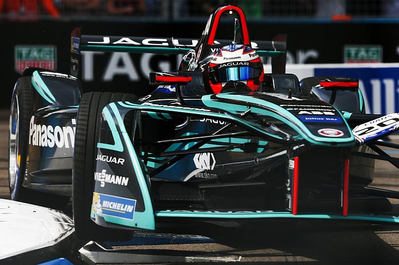 Formel E Zürich 2018: Evans holt erste Pole-Position für Jaguar