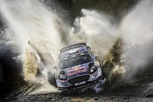 WRC Отчет о секции Ожье и M-Sport стали чемпионами WRC 2017 года