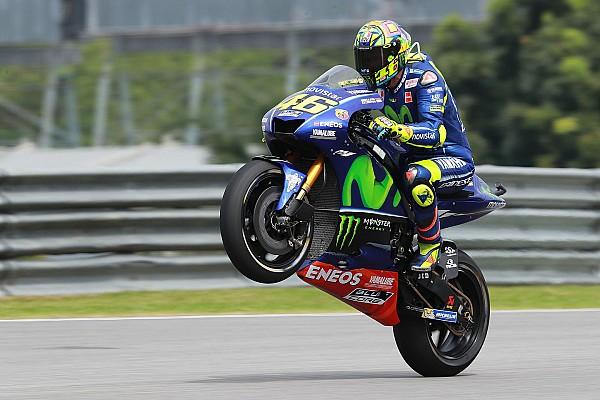 MotoGP Breaking news Valentino Rossi masuk nominasi Laureus Awards