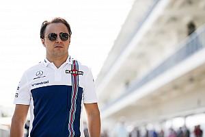 Massa: conversas com Williams cessaram após teste de Kubica